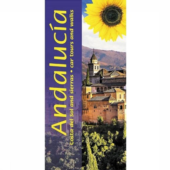 Sunflower Reisboek Andalucia & Costa del Sol & Sierras car tours & walks 2015