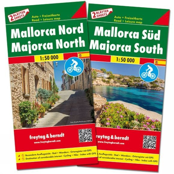 Majorca North + East + Cycling Paths