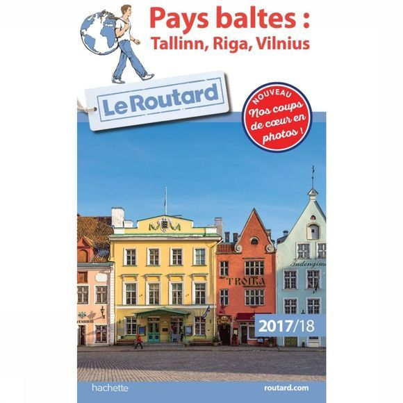 Routard Pays Baltes 17-18 Routard 2017