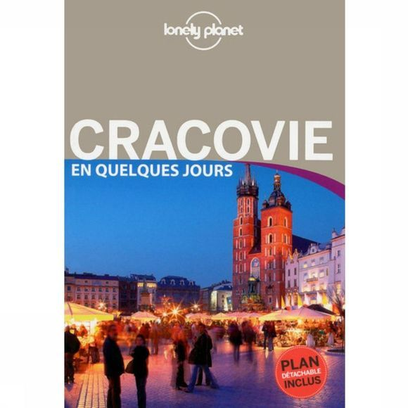 Lonely Planet Cracovie En Quelq. Jours 2 Lp + Carte 2016