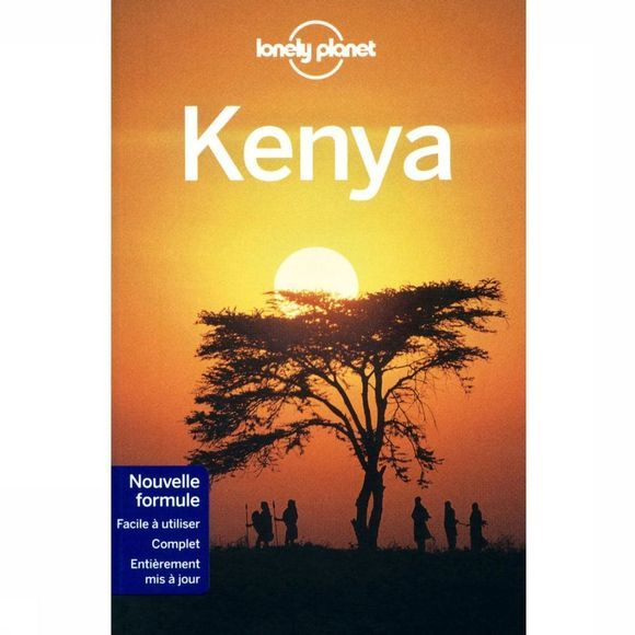 Lonely Planet Kenya 2 2012