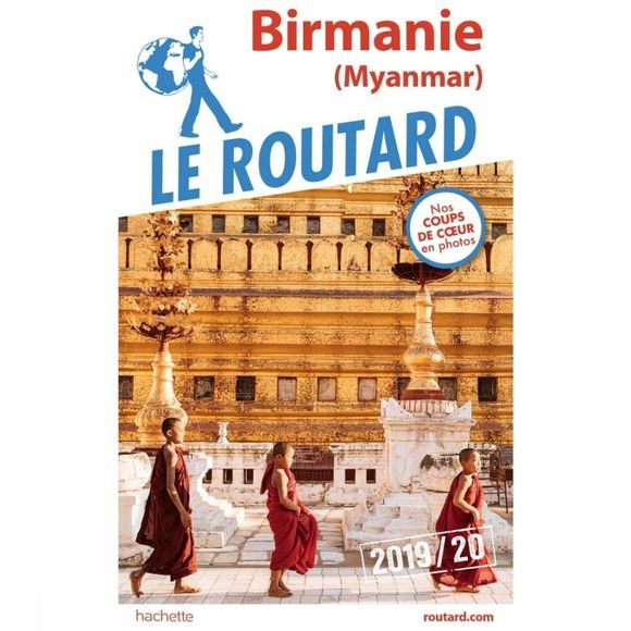 Routard Birmanie (Myanmar) 17-18 2019