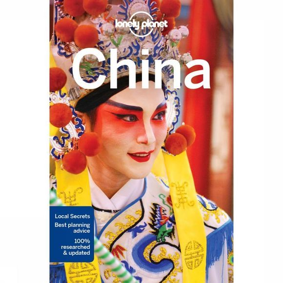 Lonely Planet China-14N06/2017 2017