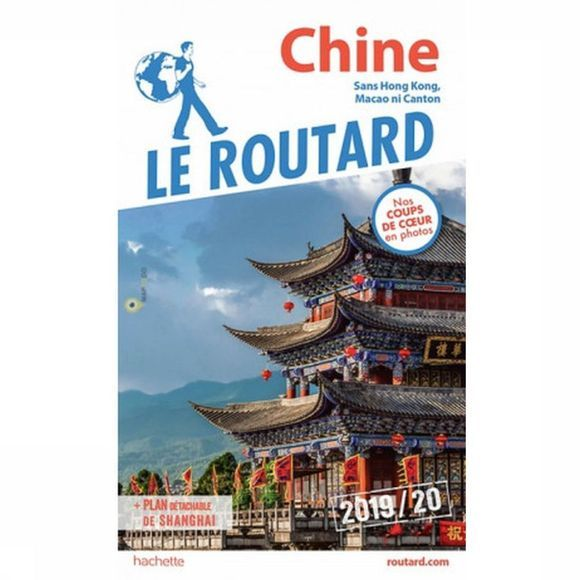 Routard Chine 19-20 2019