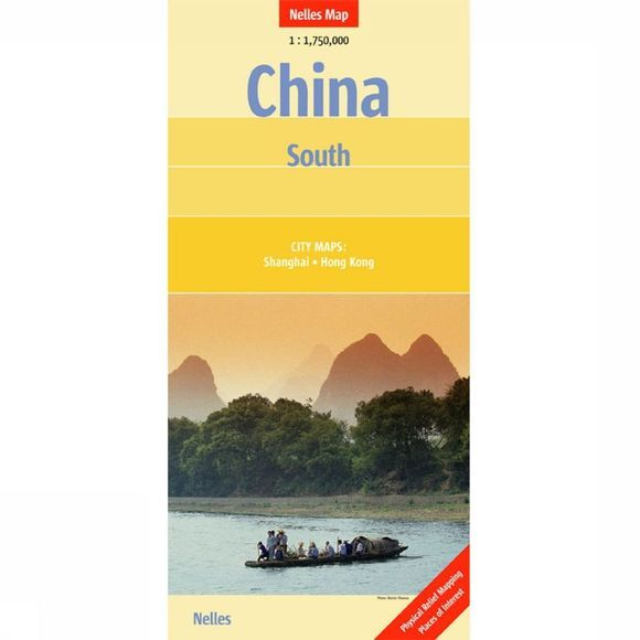 Carte South China