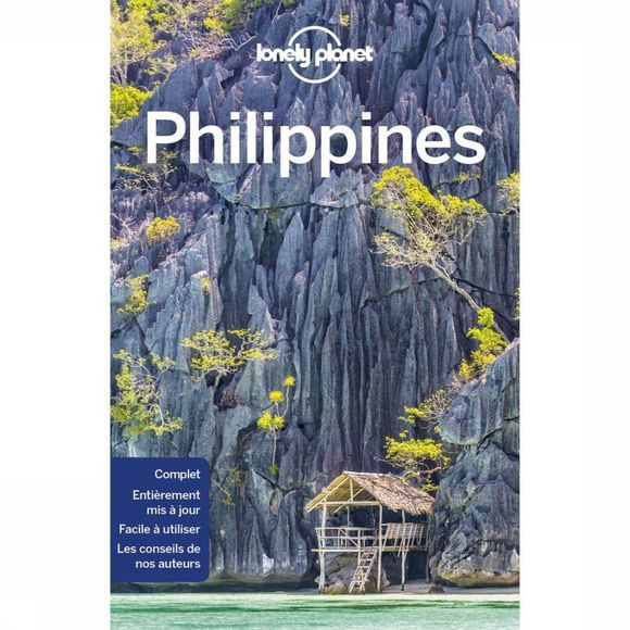 Lonely Planet Reisgids Philippines 2018