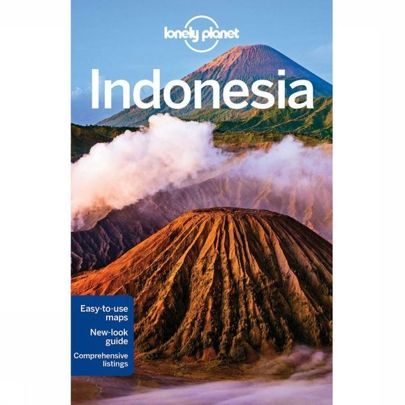Lonely Planet Indonesia-9-Tsk:N05/2013 2016
