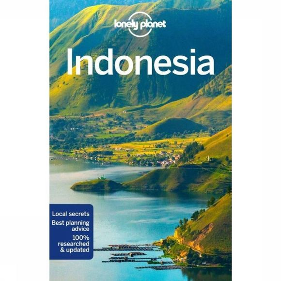 Lonely Planet Indonesia 12 2019