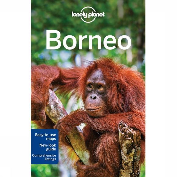 Lonely Planet Borneo 4 2016