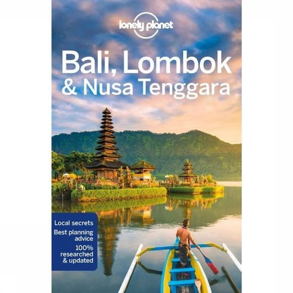 Lonely Planet Bali & Lombok 15 2019