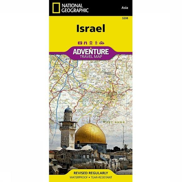 National Geographic Israel adv. ng r/v (r) wp 2012