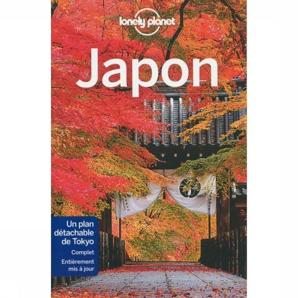 Lonely Planet Japon 6 Lp 2018