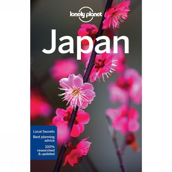 Lonely Planet Japan-14N08/2017 2017