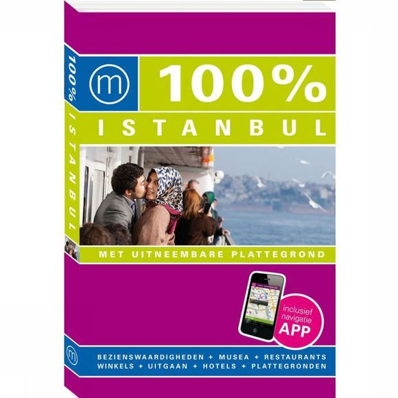 Momedia Istanbul 100-Gids Ontdek De Stad In No-Time 2014