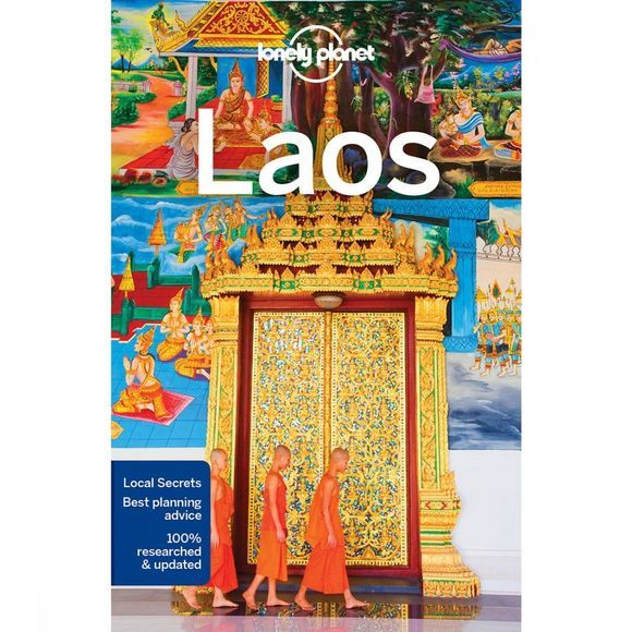 Lonely Planet Laos 9 2017