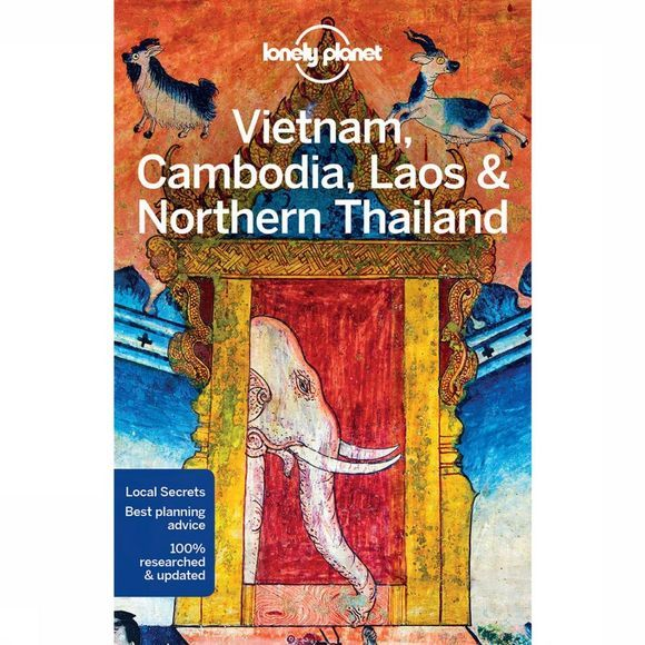 Lonely Planet Vietnam-Cambodia-Laos-&-Northernthailand-4N08/2017 2017