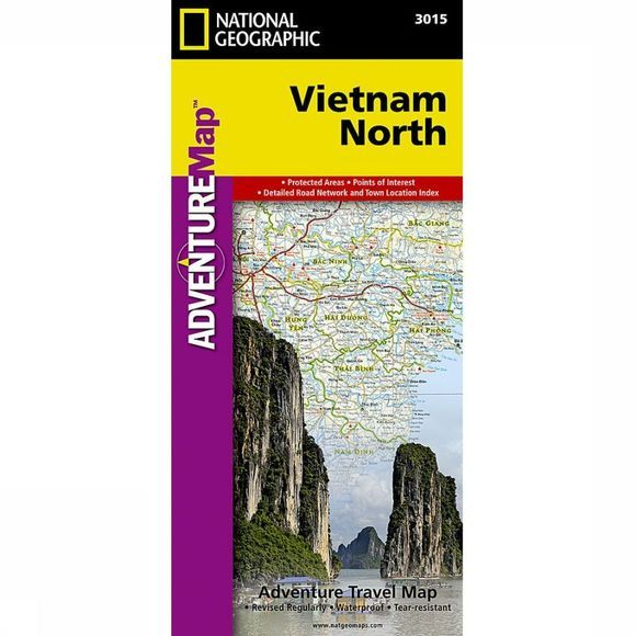 National Geographic Vietnam Nord 2019