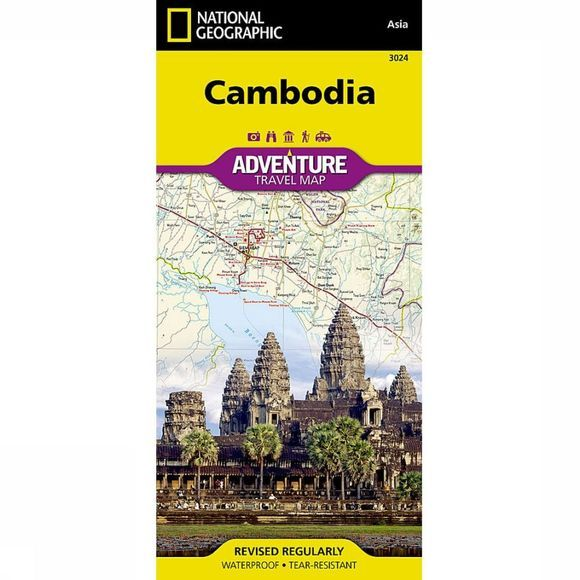 National Geographic Cambodja Adv. Ng R/V (R) Wp 2015