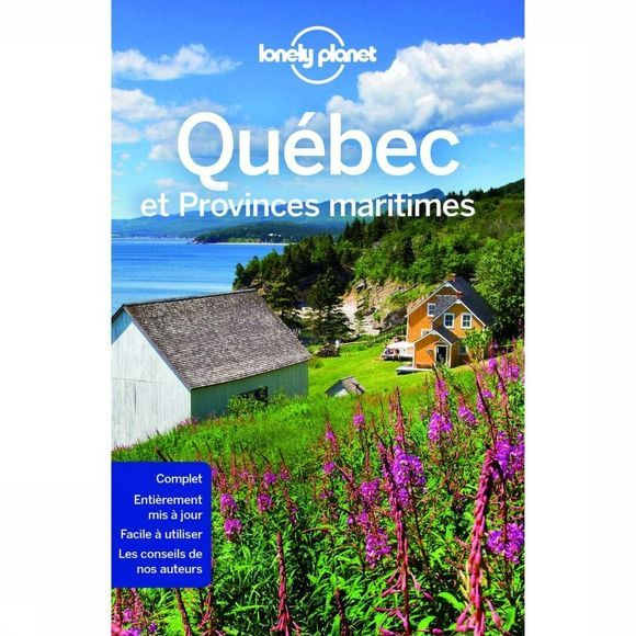 Lonely Planet Québec 9 2019