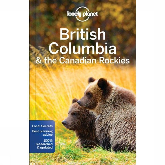 Lonely Planet British-Columbia-&-The-Canadian-Rockies6N04/2017 2017