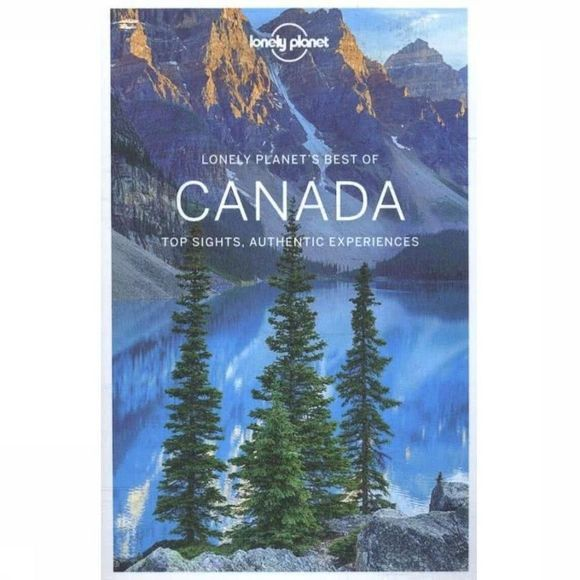 Lonely Planet Canada Best Of 1 2017