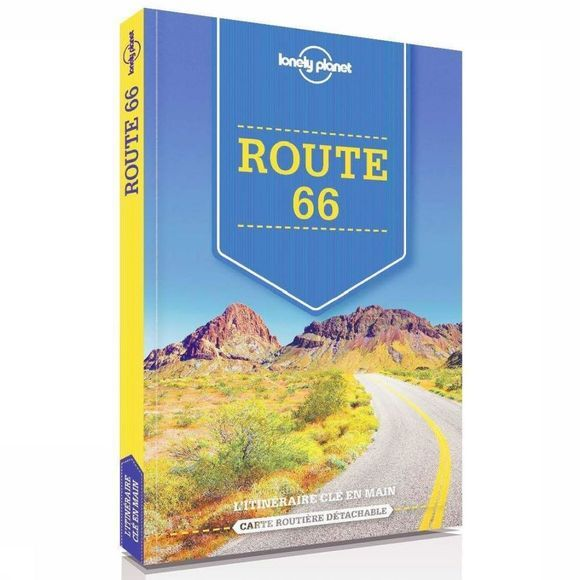 Lonely Planet Route 66 Lp 2018