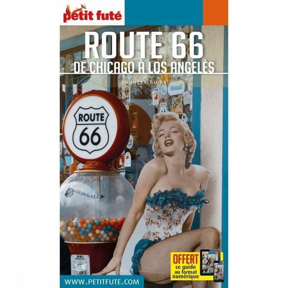 Fute Route 66 De Chicago À Los Angeles 2018