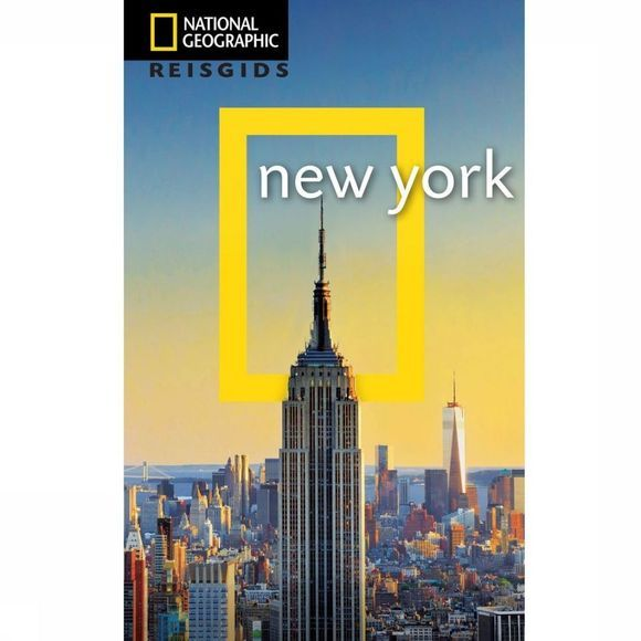 National Geographic New York Reisgids Nat. Geographic 2018