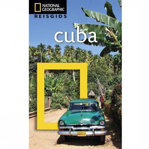 National Geographic Cuba Reisgids Nat. Geographic 2017