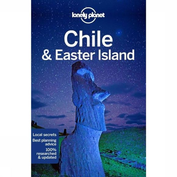 Lonely Planet Reisgids Chile & Easter Island 2018