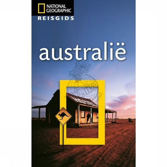 National Geographic Australië Reisgids Nat. Geographic 2018