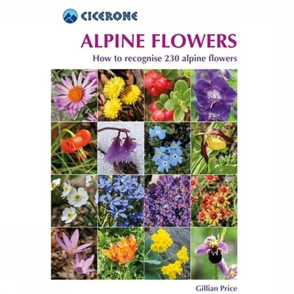 Cicerone Alpine Flowers - How To Recognise 230 Alpine Flowers 2014