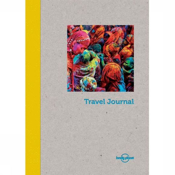 Lonely Planet Reisgids Travel Journal Lonely Planet 2015