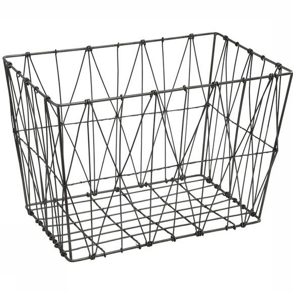 Draadmand Wire Basket Triangle 31X20X21Cm