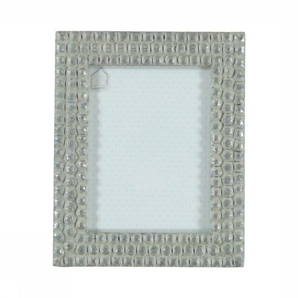 Yaya Home Dotted Photo Frame Zilver