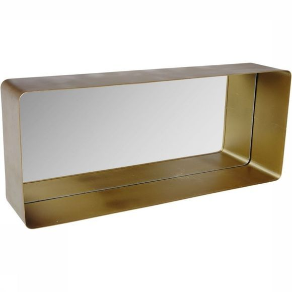 Spiegel Border Mirror Rectangle 61X25X13Cm