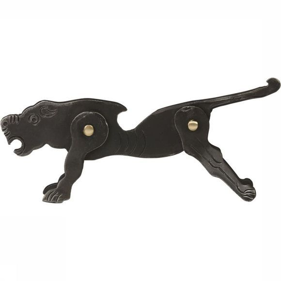 Yaya Home Keukengerei Iron Tiger Bottle Opener Zwart