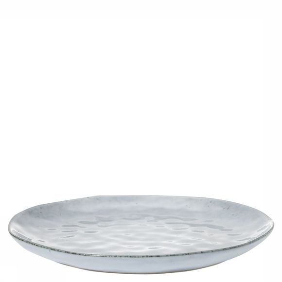 Yaya Home Antique Dinner Plate Lichtblauw