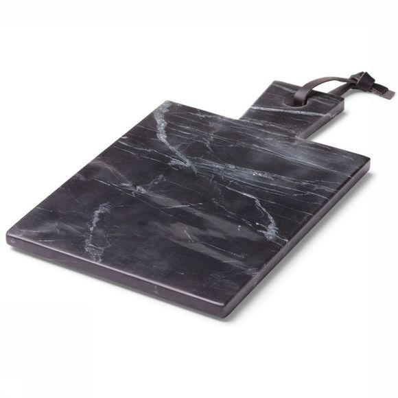 Servies Black Marble Trencher