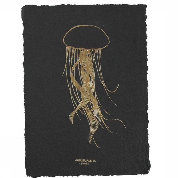 Fotolijst  Poster A3 Jellyfish
