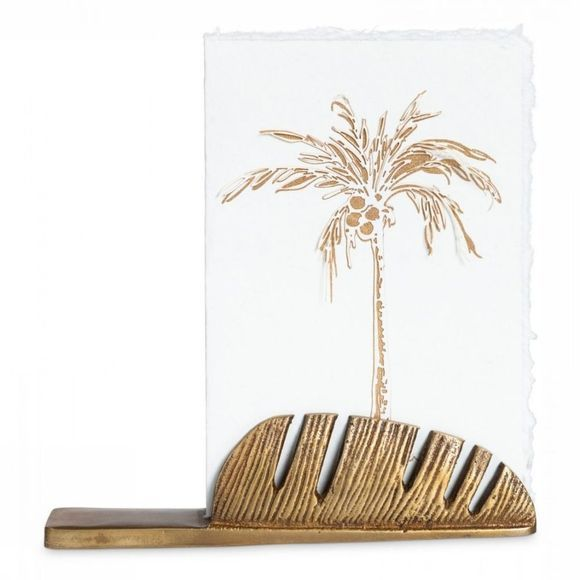 Yaya Home Kader/Poster Tropical Postcard Brons