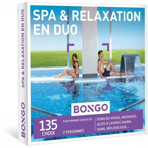 Spa & Relaxation En Duo
