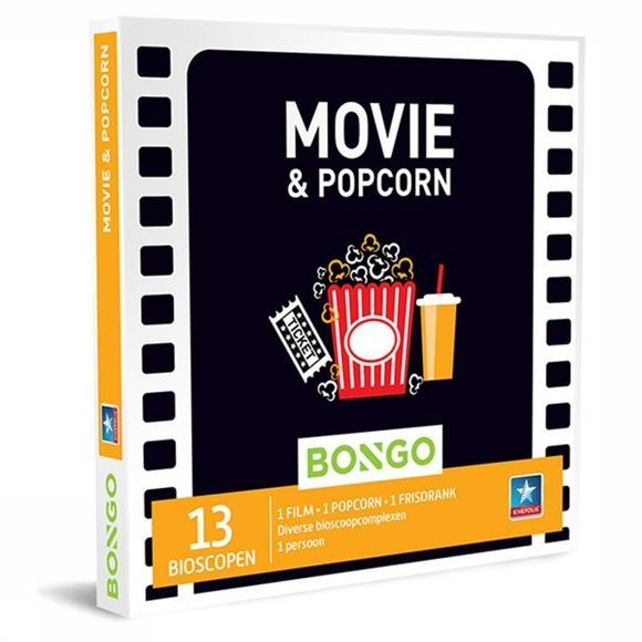 Bongo BONG MOVIE AND POPCORN No Colour