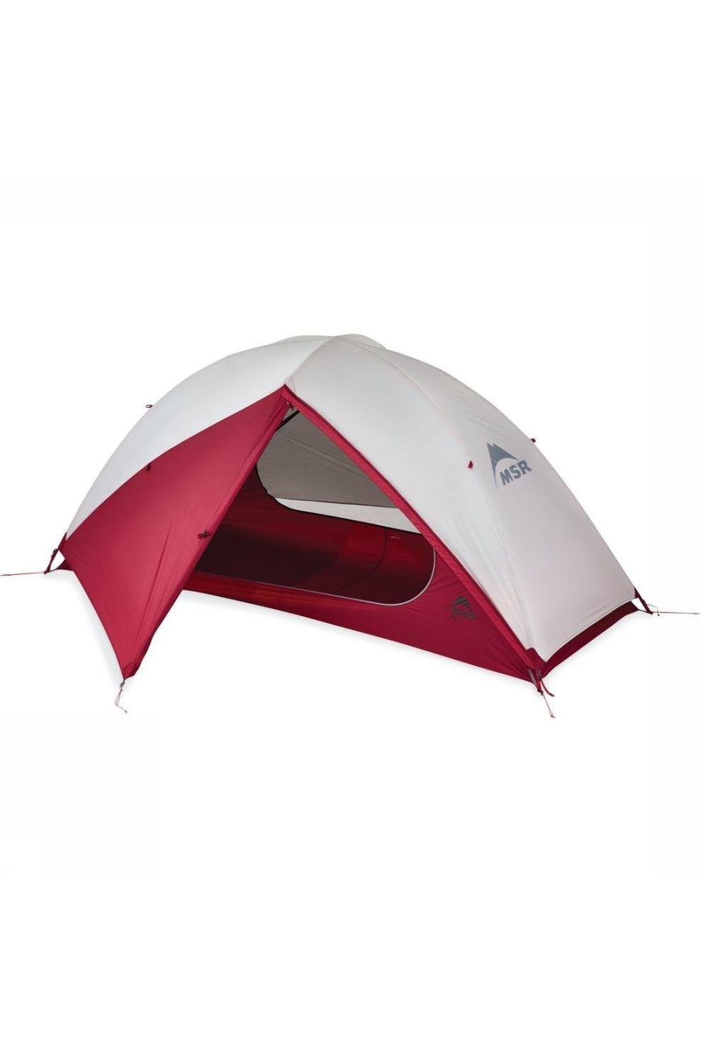 MSR Tent Zoic 1 - Grijs/Rood