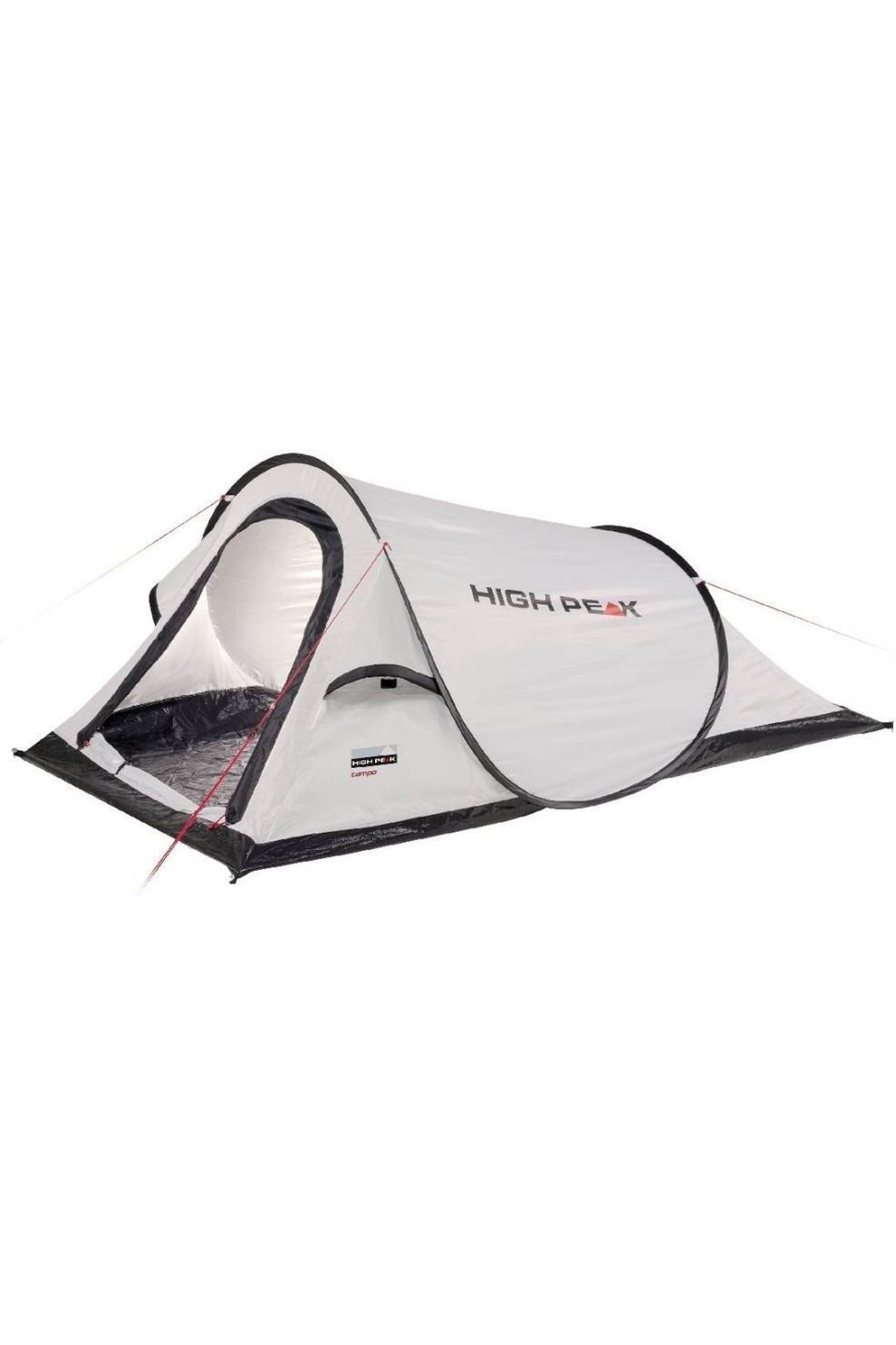 High Peak Tent Pop Up Campo - Grijs