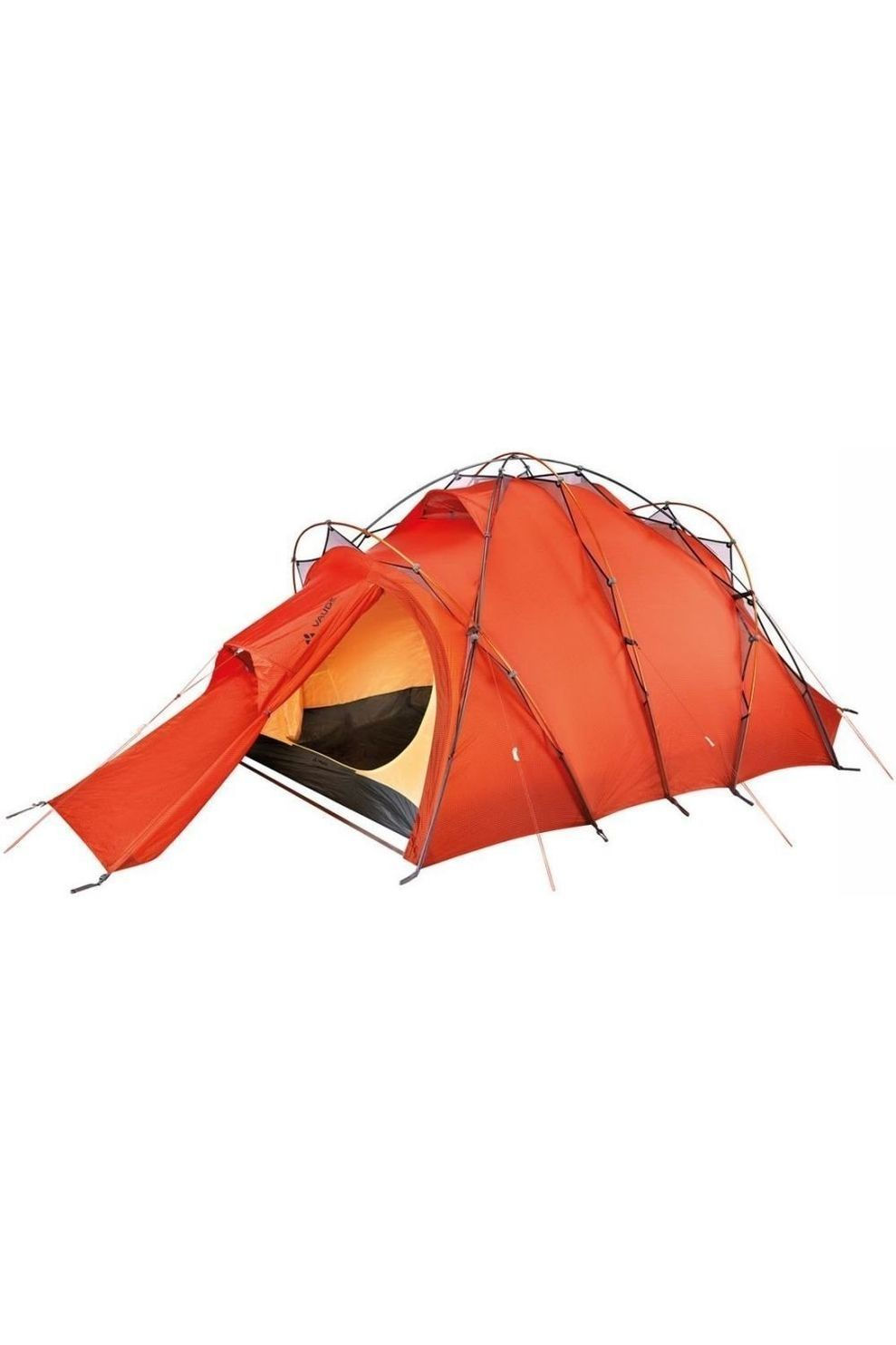 VAUDE Tent Power Sphaerio 3P - Oranje