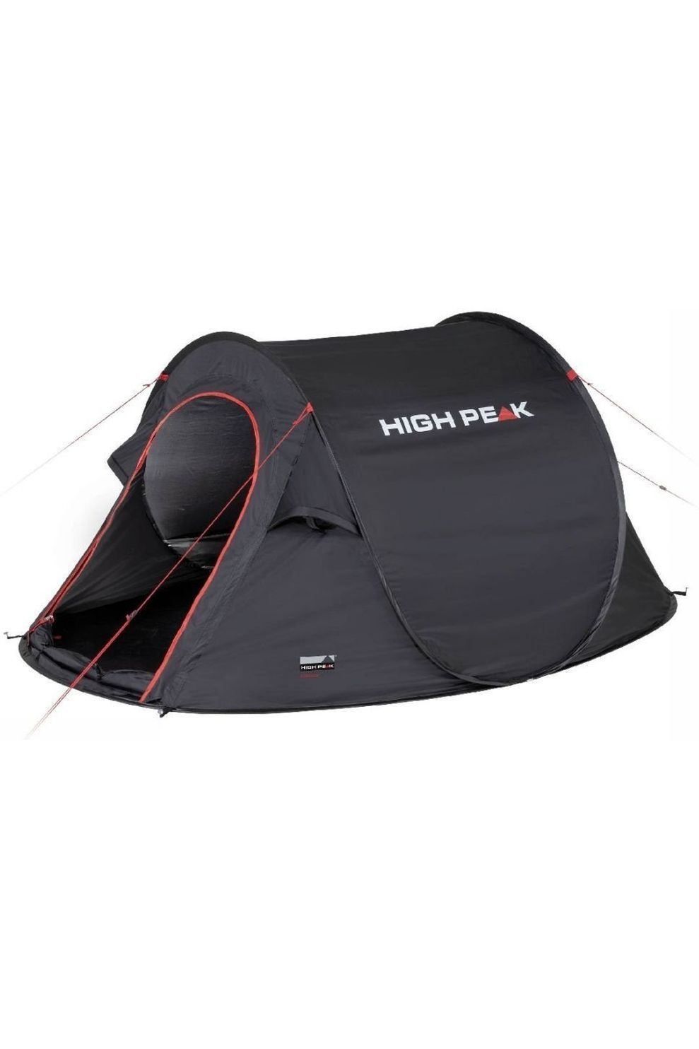 High Peak Tent Pop Up Vision 3 - Zwart