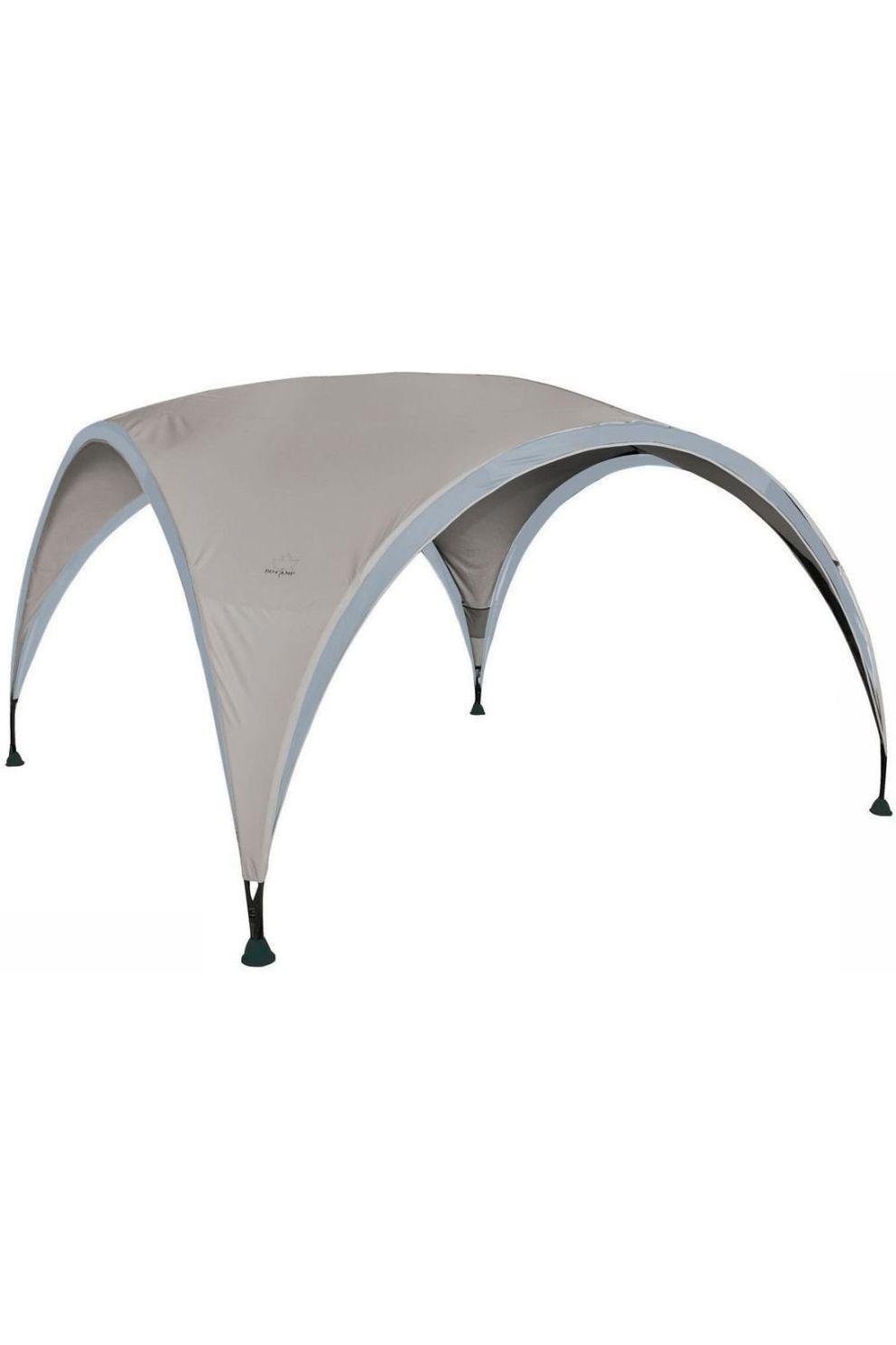 Bo-Garden Tarps Party Shelter Partytent Medium 3,7X3,7X2,39 Meter - - Transparant