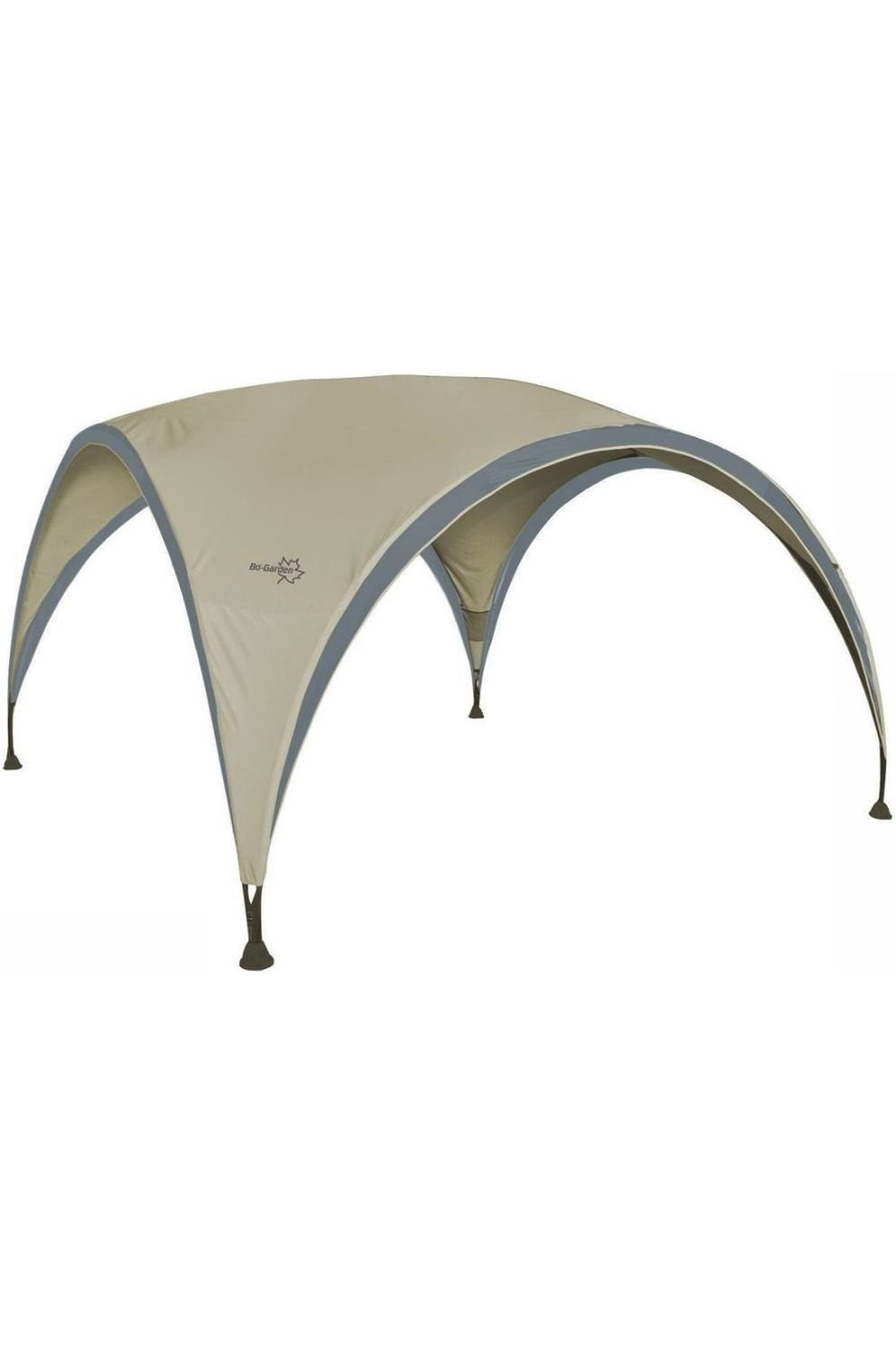 Bo-Garden Tarps Party Shelter Partytent Small 3X3X2,18 Meter - - Transparant