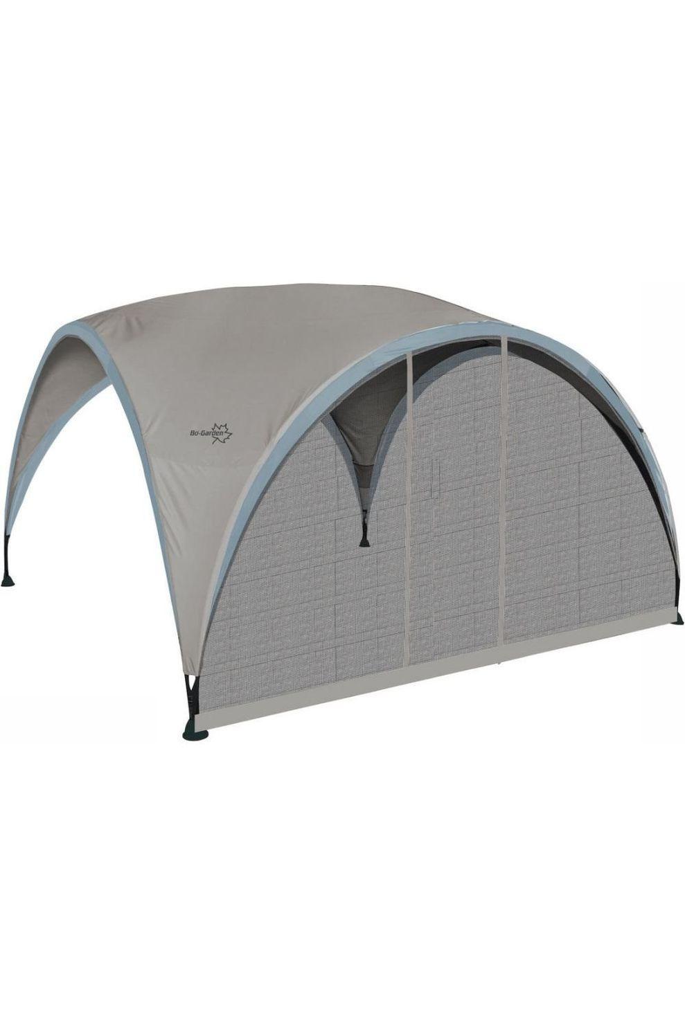 Bo-Garden Tarps Zijwand Voor Party Shelter Large Met Deur En Gaas - / Transparant